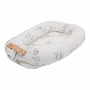 Filibabba Babynest Airballoon - White