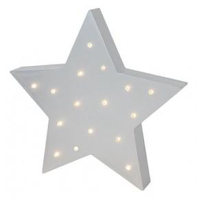 JaBaDaBaDo LED-lampa Stjärna