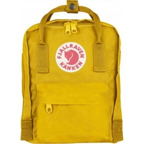 Fjällräven Kånken Mini - Warm Yellow