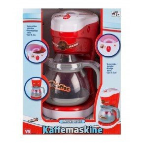 3-2-6 Kaffekokare med Ljud och Ljus