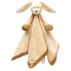 Teddykompaniet Diinglisar Snuttefilt Kanin - Beige