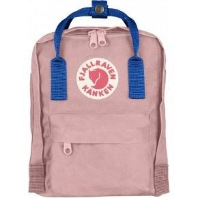 Fjällräven Kånken Mini Ryggsäck - Pink-Air Blue
