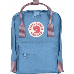 Fjällräven Kånken Mini Ryggsäck - Air Blue-Striped