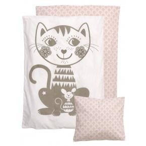 Roommate SoulMate Katt Junior Sängkläder
