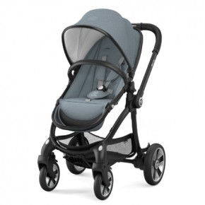 Kiddy Evostar 1 Barnvagn - Polar Grey