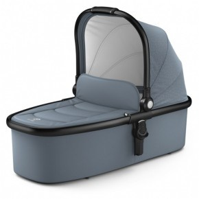 Kiddy Evostar 1 Liggdel - Polar Grey