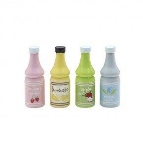 Kids Concept Läskflaskor till Leksakskök 4-pack