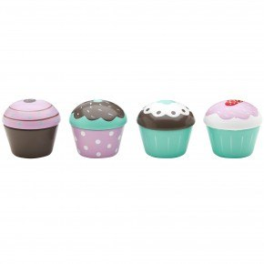 Kids Concept Cup Cakes 4-pack