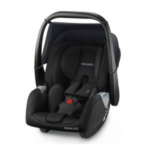 Recaro Privia Evo Babyskydd - Performance Black