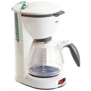 Klein Braun Kaffemaskin - Vit