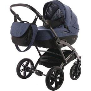 Knorr-Baby Voletto Carryo Kombivagn - Blå