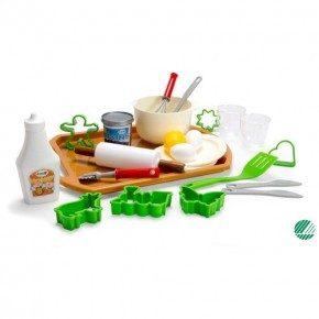 Dantoy Green Garden Bak Set