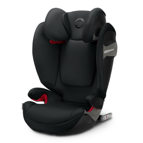 Cybex Solution S-Fix - Lavastone Black