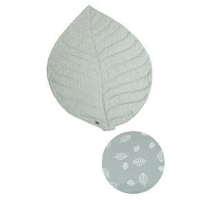 Vinter & Bloom Nordic Leaf lekmatta - Mild Green