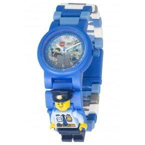 LEGO City Armbandsklocka - Polis