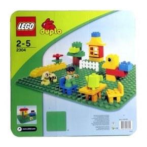 LEGO Duplo (2305) Stor Byggplatta