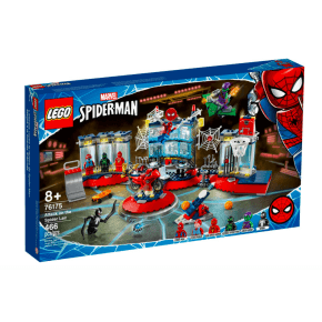 LEGO Marvel Super Heroes Attack of the Spider Haunt - 76175