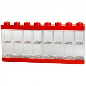 LEGO® Minifigur box 16 Röd