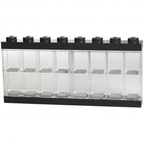 Lego Minifigur box 16 - Svart