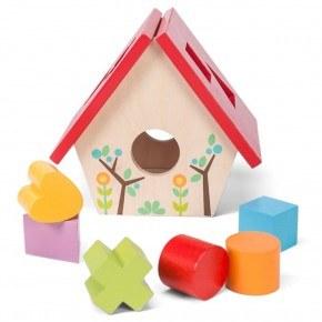 Le Toy Van Fågelhus Plocklåda