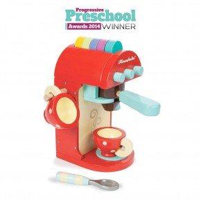 Le Toy Van Espressomaskin - Röd
