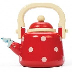 Le Toy Van Tekanna - Röd