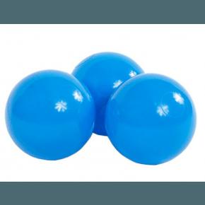 Misioo Extra Bollar 50-pack - Ljusblå