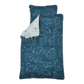Done by Deer Babysängkläder - Mörkblå