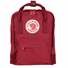 Fjällräven Mini Kånken - deep red