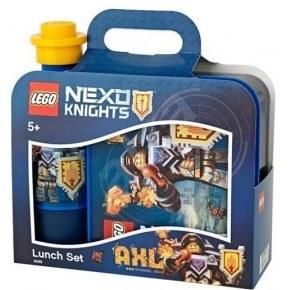 LEGO Nexo Knights Matlåda - Blå