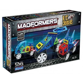 Magformers Byggsats R/C Cruisers Set