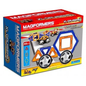 Magformers Byggsats XL Cruisers Car Set