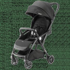 LECLERCmagicfold plus barnvagn - Svart