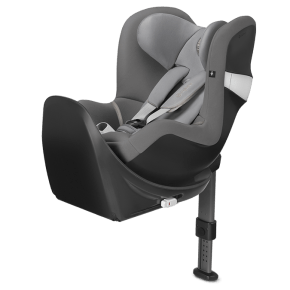Cybex Sirona M2 i-size Bilbarnstol ink. Base M - Manhattan Grey