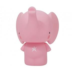 A Little Lovely Company Elefant Spargris - Rosa
