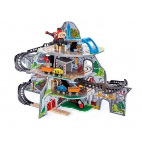 Hape Mighty Mountain Mine Tågbana