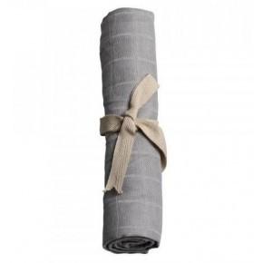 FILIBABBA Muslin tygblöja - Medium Grey