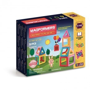 Magformers Byggsats My First Play Set 32