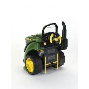 Klein John Deere Traktor - Grön