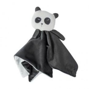 Sebra Panda Snuttefilt
