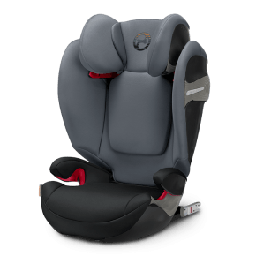 Cybex Solution S-Fix - Pepper Black