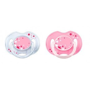 Philips Avent Nappar 2-pack - Rosa
