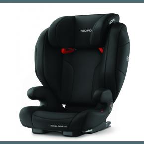 Recaro Monza Nova Evo Seatfix Bilbarnstol - Performance Black