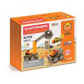 Maki Magformers Amazing Byggplats konstruktionsset