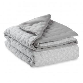 Emmibaby Babyfilt - Dusty Grey Quiltad