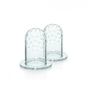 Kidsme Food Feeder Refill Silikon Medium 2-pack