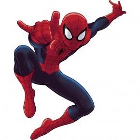 Roommates Wall Sticker - Gigant Spiderman