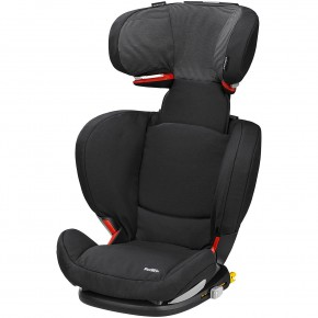 Maxi-Cosi RodiFix AirProtect Bältesstol - Black Raven