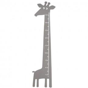 Roommate Giraff Mätsticka - Grå