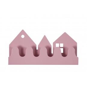 Roommate Village Klädhängare - Violett